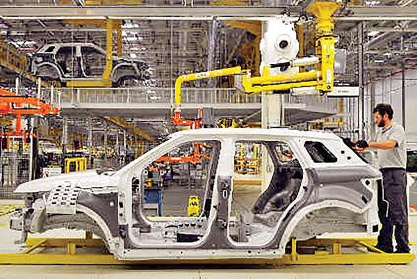 رشد تولید خودرو در برزیل