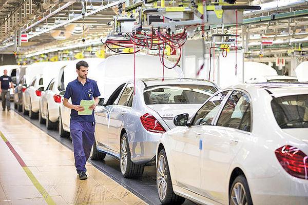 بهبود کند خودروسازی اروپا